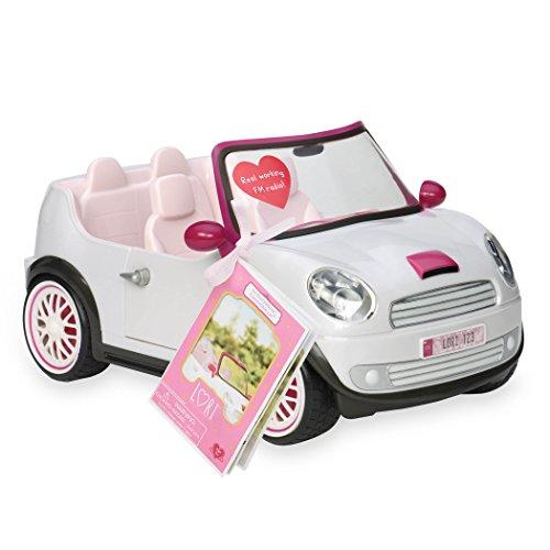 Lori lo37002z A Cool Cabrio Auto, Doll ()