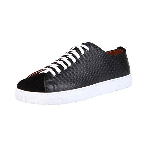 Pierre Cardin EDGARD Sneakers Uomo Nero