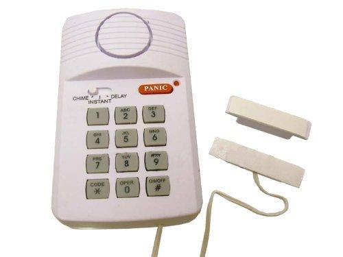 Sicherheits Tastatur Alarm System Mit 3 Modi DC103