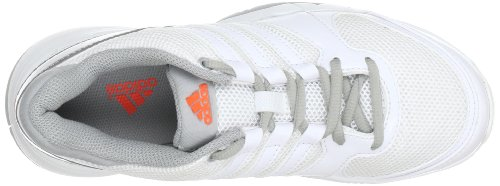 adidas Performance bercuda 3 W Q35481 Damen Tennisschuhe Weiß (RUNNING WHITE FTW / RUNNING WHITE FTW / ICE GREY)