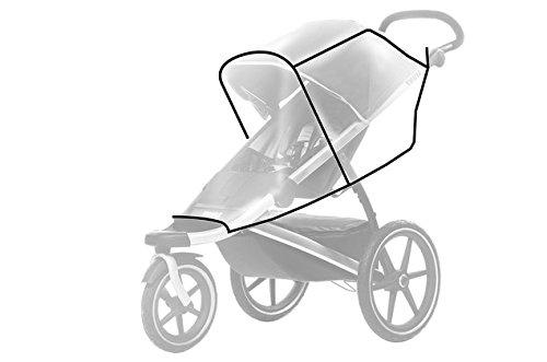 Thule 0872299040384 Regenschutz für Kinderwagen und Urban Glide 1, transparent