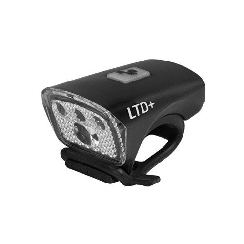 Cube LTD+ white LED Frontscheinwerfer schwarz (2018)