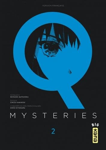 Q Mysteries Edition simple Tome 2