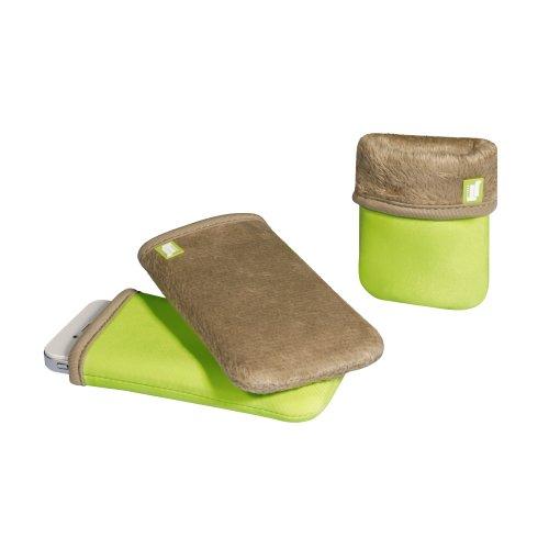Jim Thomson JT Reverse Olive/Green Universaltasche für Smartphones bis 4.0