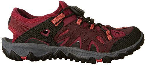 Merrell ALL OUT BLAZE SIEVE, Sandali sportivi donna Multicolore (Vineyard Wine)