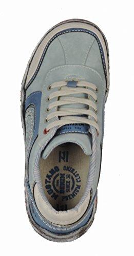 Mustang 1110-302, Sneaker donna Blu (LightBlue)