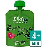 Pois De Cuisine, Petits Pois, Pois 70G Ella - Paquet de 4