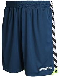 Hummel - Short de sport - Homme L Bleu - bleu