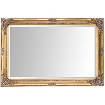 Dugarhome Miroir Baroque Vestiaire Baroque Or Amazon Fr