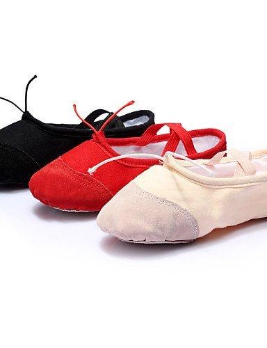 ShangYi Anpassbar - Flach - Leinen - Ballett - Damen Black