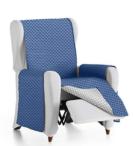 JM Textil Wasserdichter und gefütterter Sesselschoner Relax Luke, 1 sitzer (55cm), Farbe 03