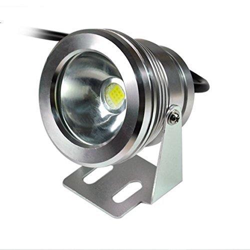 LED-Flutlicht, wasserdicht, 10 W, 12 V, Weiß -