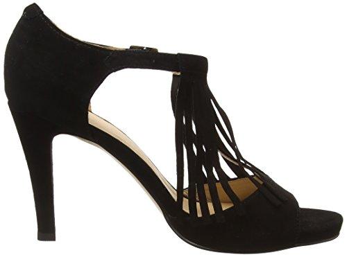 Giudecca - Jycx1323-sb7a, Sandales Pour Femmes Black (noir (noir))
