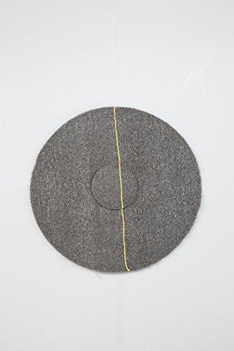 disco-cristalizador-13-pulgadas-33-cm-fino-amarillo-10-unidades-cristalizar-pulir-limpieza