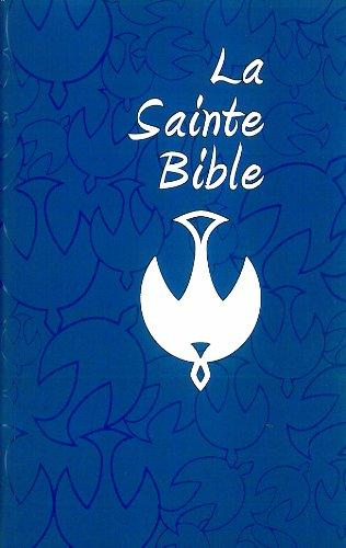 Bible Segond 1978 brochée souple por Société biblique française