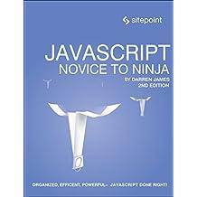 JavaScript - Novice to Ninja 2e