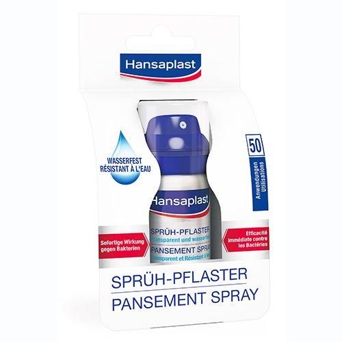 """Hansaplast"" Sprühpflaster 32,5 ml, 6 x 1 Stück"
