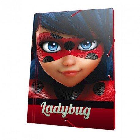 Lady-Bug-Miraculous-Carpeta-solapas-CYP-Imports-CS-01-LB
