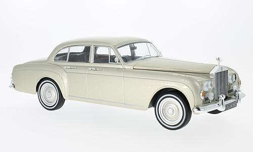 rolls-royce-silver-cloud-iii-flying-spur-hjmulliner-metallic-beige-rhd-1965-modellauto-fertigmodell-