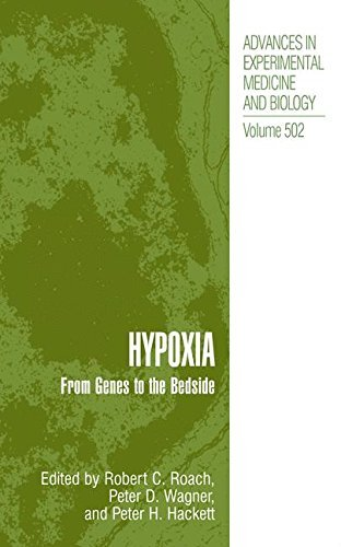 Hypoxia: From Genes To The Bedside (advances In Experimental Medicine And Biology Book 502) por Robert C. Roach