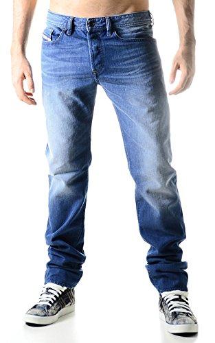 Diesel Jeans Buster Bleu - Bleu