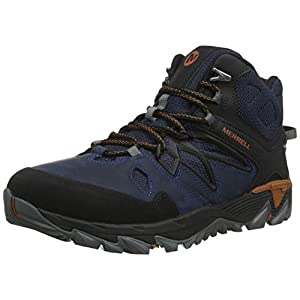 41urwfvxnUL. SS300  - Merrell Men's All Out All Out Blaze 2 Mid GTX High Rise Hiking Boots