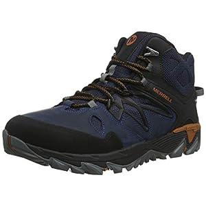 41urwfvxnUL. SS300  - Merrell Men's All Out Blaze 2 Mid GTX High Rise Hiking Boots