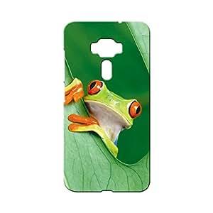 BLUEDIO Designer Printed Back case cover for Asus Zenfone 3 (ZE520KL) 5.2 Inch - G7832