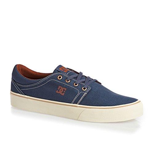 DC Shoes Herren Trase TX Flach Vintage Indigo