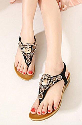Insun - Strap alla caviglia donna Nero (nero)