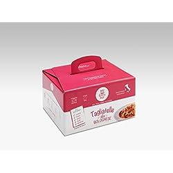 TAGLIATELLE A LA BOLOÑESA My Cooking Box x2 Porciones - Regalo de Navidad