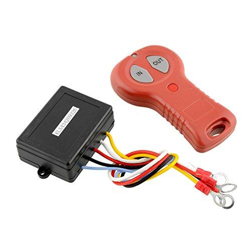 Sedeta® Kit de control remoto eléctrico OEM Winch Para el carro del...