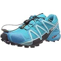 a9e0dc29286f Amazon.es  zapatillas running trail mujer - Azul  Deportes y aire libre