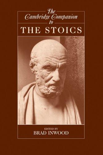 The Cambridge Companion to the Stoics (Cambridge Companions to Philosophy) (2003-05-19)