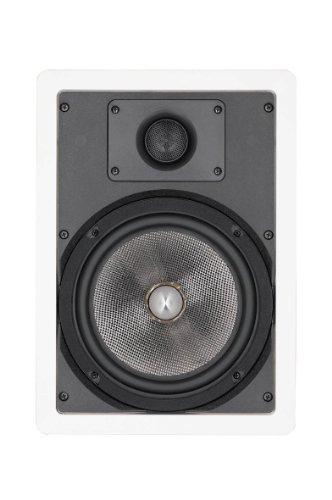 Magnat Interior IW 810 | High End Lautsprecher fürs Bad | 1x200mm Woofer, 1x25mm Tweeter, Feuchtraum geeignet | Karbon-Glasfaser-Membran