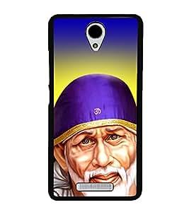 Sai Baba Sai Ram 2D Hard Polycarbonate Designer Back Case Cover for Xiaomi Redmi Note 2 :: Redmi Note 2 Prime