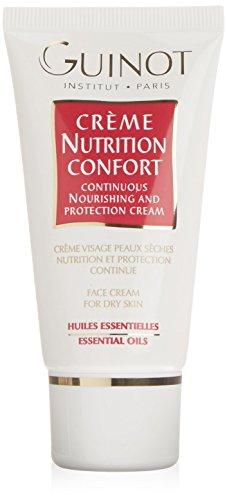 Guinot Creme Nutrition Confort Continuous Nourishing & Protection Crema Idratante, Pelle Secca - 50 ml