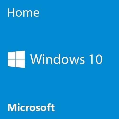 Microsoft Windows 10 Home - operating systems (Delivery Service Partner (DSP), Full packaged product (FPP), ENG, 800 x 600 pixels, DVD)