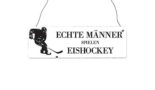 Türschild Dekoschild « Eishockey » Icehockey