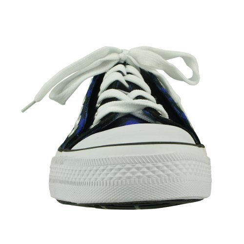 SPOT ON Sneaker CHECKER SNEAKER F8508 noir-bleu Noir