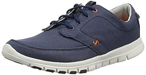 Regatta Men's Marine Sneakers, Blue (Nvyblz/Magma), 10 UK 45