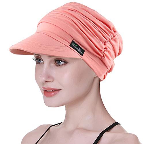Focuscare copricapo femminile per i regali medici delle donne del cancro per i pazienti di perdita di capelli