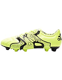 sports shoes cf848 4545b adidas - X 15.2 FgAG Leather, Scarpe da Calcio Uomo