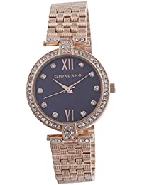 Giordano Analog Blue Dial Women's Watch - A2063-55