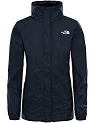 The North Face Resolve – Parka Blousons y chaquetas de deporte mujer, Mujer, Resolve Parka, negro, FR : M (Taille Fabricant : M)