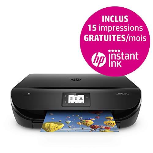 HP Envy 4525 Imprimante Multifonction Couleur WiFi -Éligible au Service HP Instant Ink