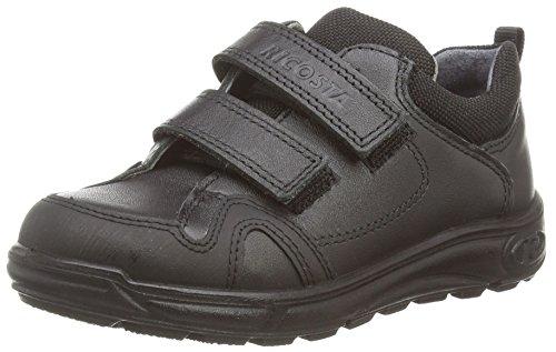 RICOSTA TAMO 10 4237000, Jungen Sneaker, Schwarz (schwarz), 37 EU (4 UK) Boys-school-sneakers