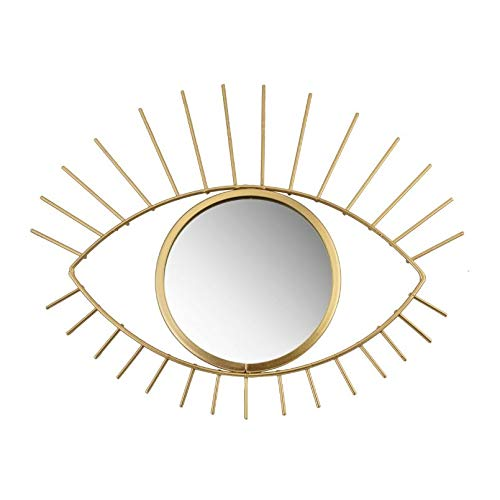 Sass & Belle Gold Tribal Eye See You Mirror [UK-Import]