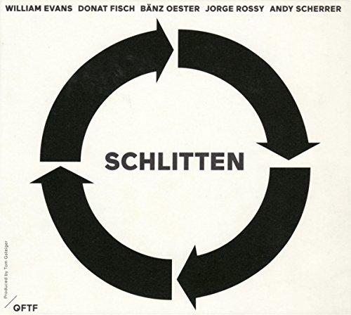 Price comparison product image Schlitten (feat. Evans,  Oester,  Rossy,  Scherrer)