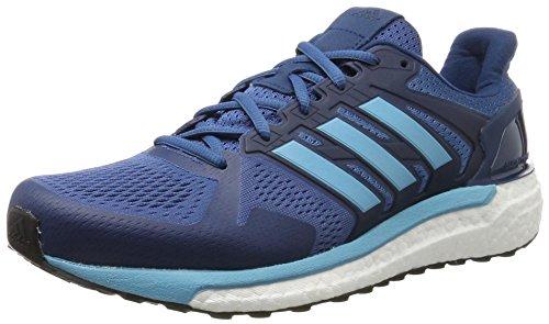 adidas Herren Supernova ST Laufschuhe, Mehrfarbig (Core Blue S17/Vapour Blue F16/Blue Night F17), 45 1/3 EU